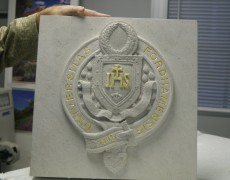 Stonework for Gabelli School of Business at Fordham University
