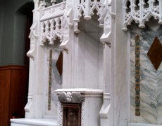 Restoration at Fordham University's Loyola Hall