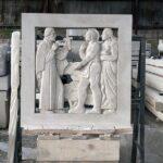 Carving of Ignatius Loyola