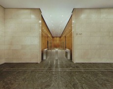 330 Madison Ave Lobby Renovations by Petrillo Stone